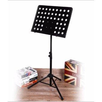 Giá để sách nhạc cao cấp ( Màu đen)