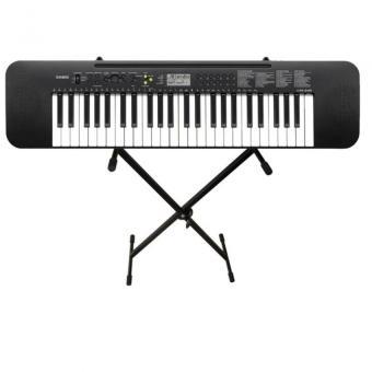 Organ Casio CTK-245 và chân X (Đen)