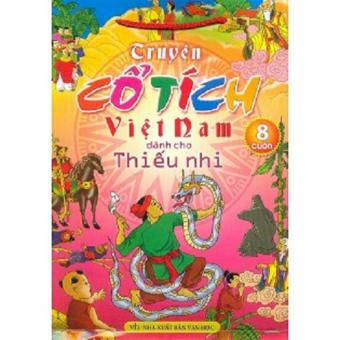 Truyện Cổ Tích Việt Nam Dành Cho Thiếu Nhi -Túi 8 Cuốn