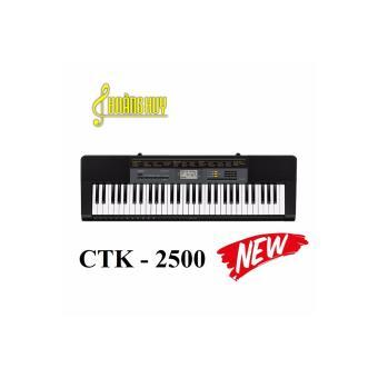 Đàn Organ Casio CTK-2500 ( Model mới của CTK 2400 )