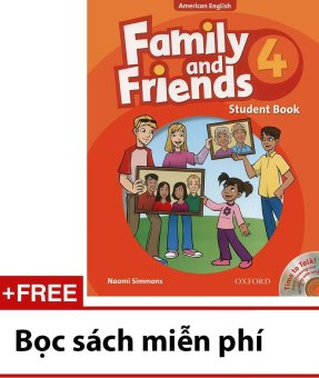 Family and Friends 4 - American English - Student's Book