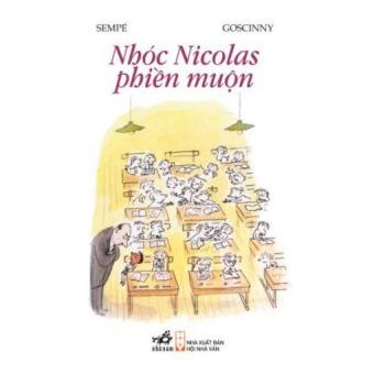 Nhóc Nicolas Phiền Muộn - Goscinny