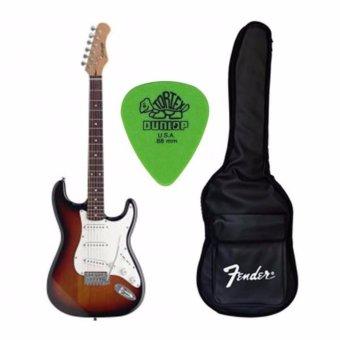 Combo đàn guitar điện Stagg S250SB+ Bao+ Pick