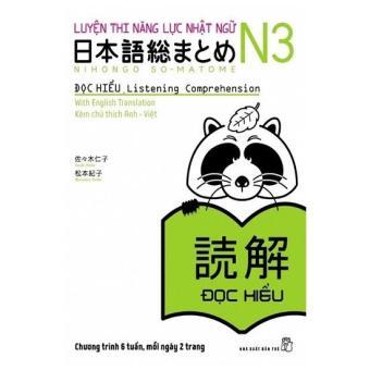 Luyện thi năng lực Nhật Ngữ N3 - Đọc hiểu
