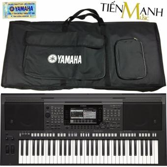 Bộ Đàn Organ Yamaha PSR-S770 - Hãng Phân phối chính thức (Có tem chống hàng giả bộ CA - Đàn, Bao, Nguồn)
