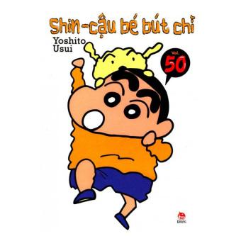 Shin - Cậu Bé Bút Chì (Tập 50) - Yoshito Usui