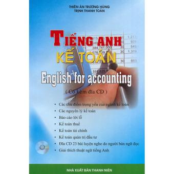 Tiếng Anh kế toán (kèm CD)