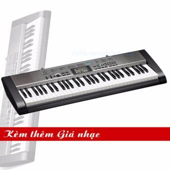 Đàn Organ Casio CTK-1300 + AD + Giá nhạc