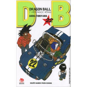 Dragon Ball - 7 Viên Ngọc Rồng - Tập 22 (Tái Bản 2015)