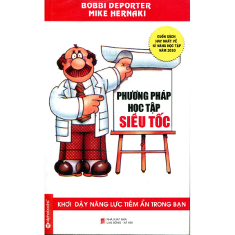 Phương Pháp Học Tập Siêu Tốc (Tái bản) - Nhiều tác giả