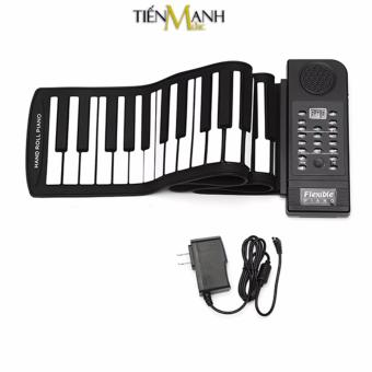 Đàn Piano 61 phím cuộn mềm dẻo Konix Flexible PN61S