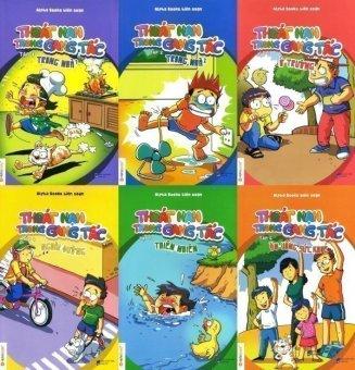 Bộ 6 tập Thoát Nạn Trong Gang Tấc - Alpha Books biên soạn