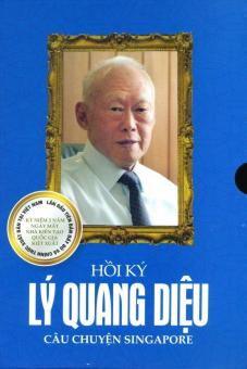 Combo Hồi Ký Lý Quang Diệu (Hộp 2 Cuốn) - Lý Quang Diệu,Nhiều dịch giả