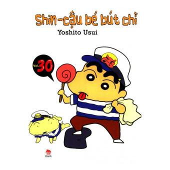 Shin - Cậu Bé Bút Chì (Tập 30) - Yoshito Usui