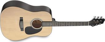 Đàn guitar acoustic Stagg SW201N (Màu gỗ)