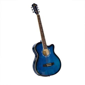 Đàn guitar acoustic Vines (Xanh)