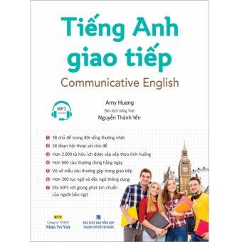 Tiếng Anh giao tiếp (kèm CD)