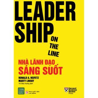 Leadership On The Line - Nhà Lãnh Đạo Sáng Suốt Mặc định