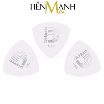 Combo 3 móng gẩy dày 1.25mm D'Addario Pick 2CWH7 (Cho Đàn Guitar, Ukulele, Mandolin, Nguyệt...)