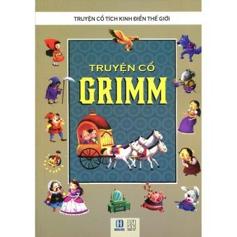Truyện cổ Grim (tranh màu)