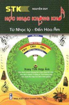 Học Nhạc Không Khó (Tái Bản 2016) - Nguyễn Duy