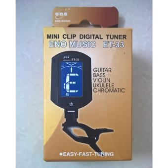 Máy chỉnh dây ENO MUSIC ET-33
