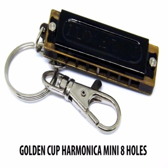 Harmonica mini 8 lỗ Golden Cup