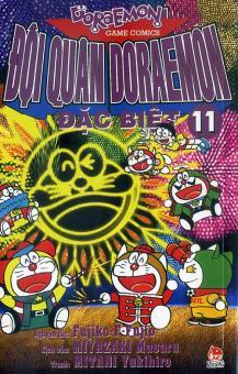 Đội quân Doraemon đặc biệt - Tập 11