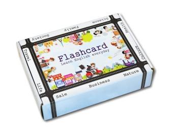 3000 từ vựng tiếng Anh thông dụng nhất của Oxford Flashcard Oxford FD07