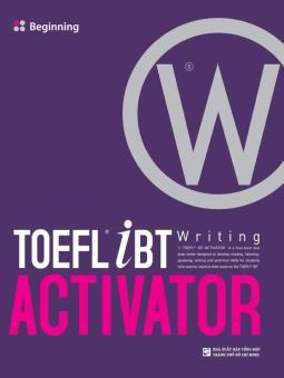 TOEFL iBT Activator Writing - Beginning
