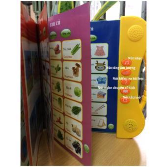 Sách điện tử song ngữ Anh - Việt 2in1 cho trẻ BenHome