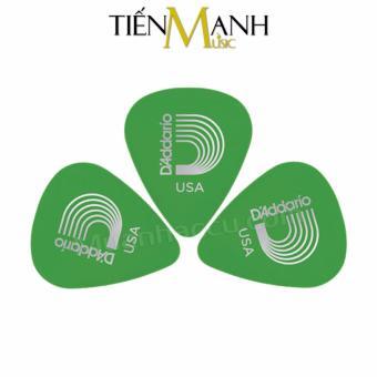 Combo 3 móng gẩy dày 0.85mm D'Addario Pick chính hãng 1DGN4 (Cho Đàn Guitar, Ukulele, Mandolin, Nguyệt...)