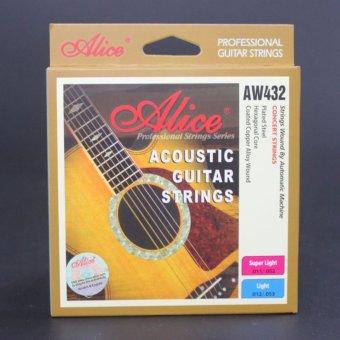 Dây đàn acoustic A432
