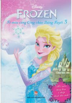 Frozen - Tô Màu Cùng Công Chúa Băng Tuyết (Tập 3)
