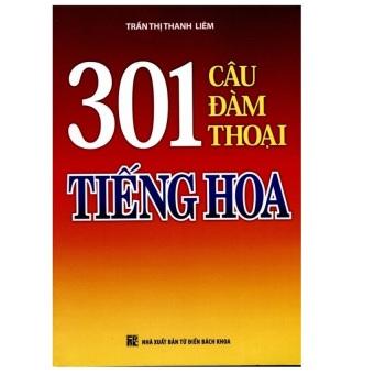 301 câu đàm thoại tiếng hoa+CD