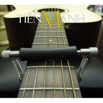 Capo trượt lăn Acoustic Guitar Glider Rolling Slider Mauley GMC80