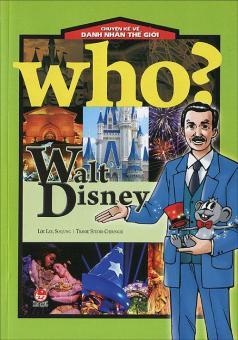 Chuyện kể về danh nhân thế giới - Walt Disney
