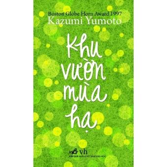 Ebook Khu vườn mùa hạ - Kazumi Yumoto PDF