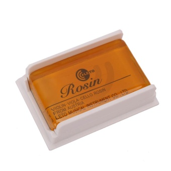 LETO No.601 Violin Viola Cello Rosin from Austria Brown - intl