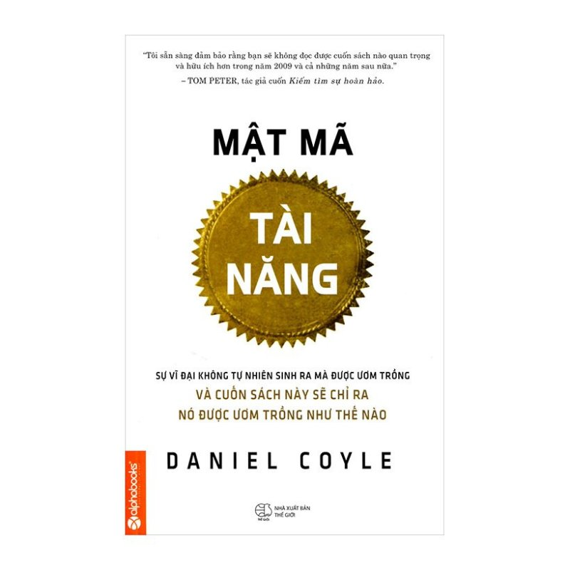 Mua Mật Mã Tài Năng (Tái Bản 2015) - Daniel Coyle