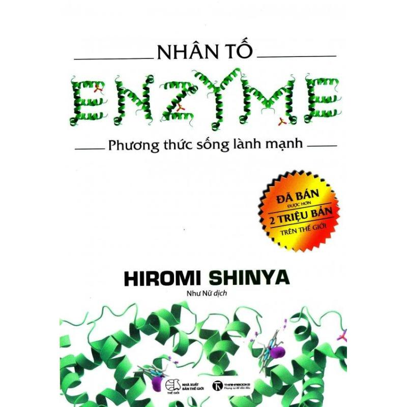Mua Nhân Tố Enzyme - Như Nữ,Hiromi Shinya