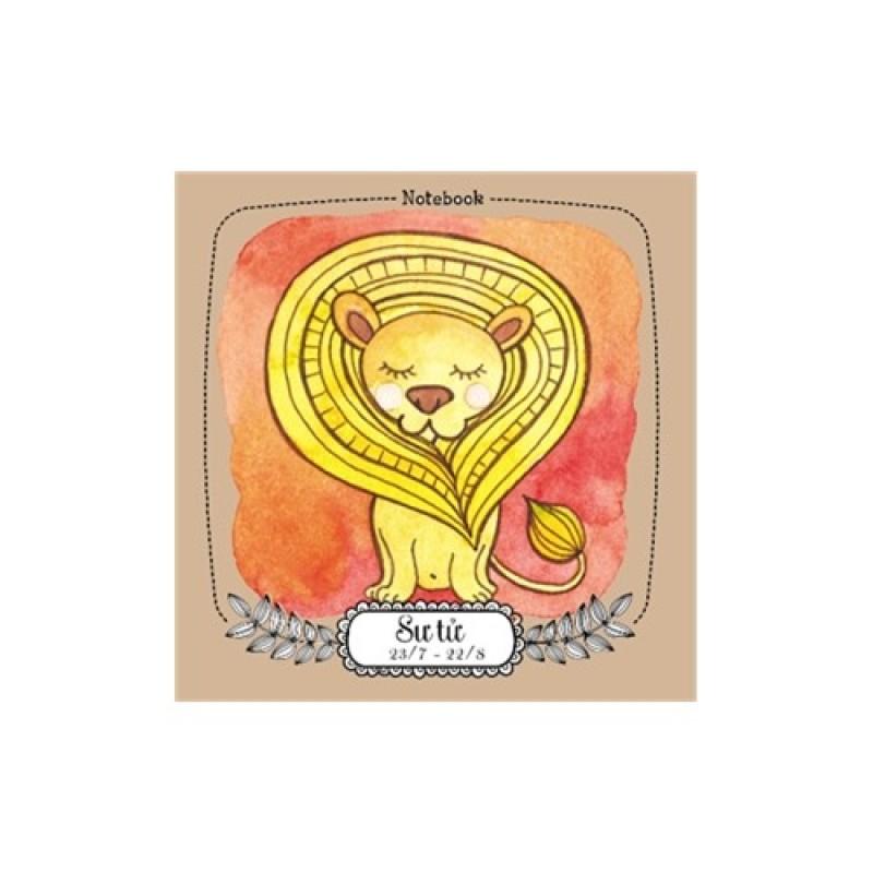 Mua Notebook: 12 cung hoàng đạo - Sư Tử (ML05)