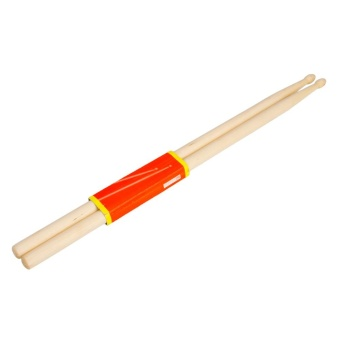 One Pair Music Band Maple Wood Drum Sticks Drumsticks 5A - intl