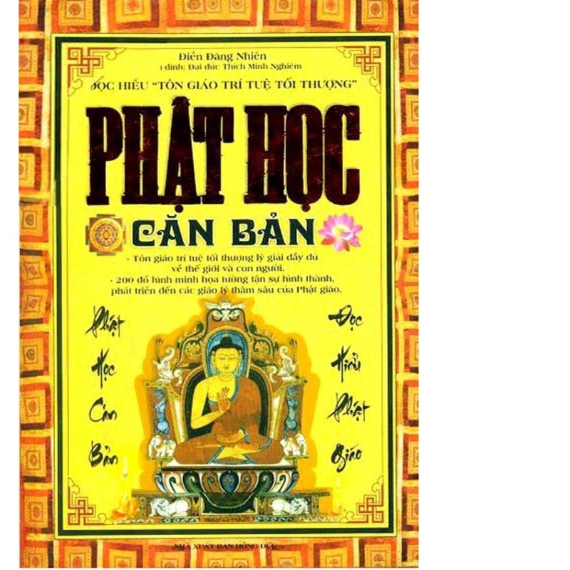 Mua Phật Học Căn Bản
