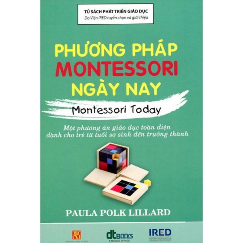Mua Phương Pháp Montessori Ngày Nay - Montessori Today