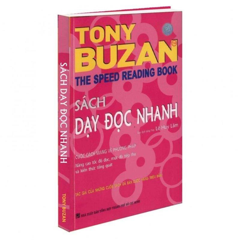 Mua Sách Dạy Đọc Nhanh - Tony Buzan