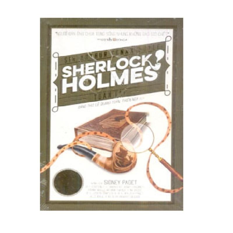 Mua Sherlock Holmes