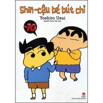 Shin- Cậu bé bút chì- Tập 10 (Truyện ngắn)