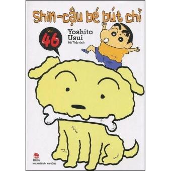 Shin- Cậu bé bút chì- Tập 46 (Truyện ngắn)