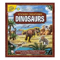 Mua Smithsonian Sticker Creations: Dinosaurs